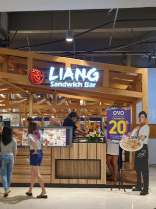 Foto 1 - Eksterior di Liang Sandwich Bar oleh BiBu Channel