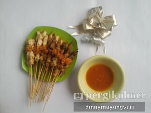Foto 3 - Makanan di Sate Taichan Khas Uda oleh dinny mayangsari