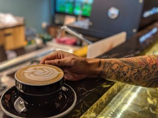 Foto review Publicate Caffe Gourmet oleh Tjiang Febryan 1