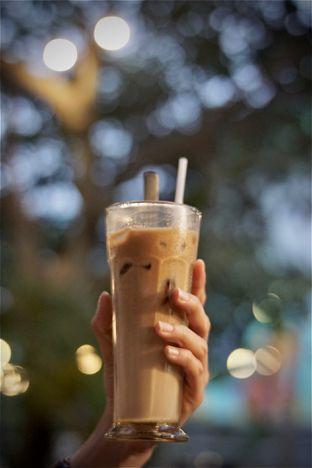 Foto 2 - Makanan(Iced Rum Latte) di Garden Coffee oleh Fadhlur Rohman