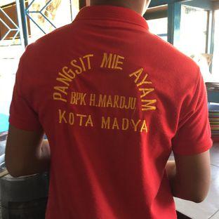 Foto review Pangsit Mie Ayam Kotamadya oleh Wahyu Amalina 2