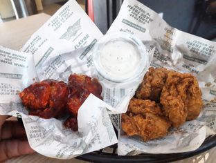 Foto 2 - Makanan di Wingstop oleh Dwi Kartika Bakti