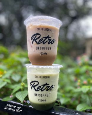 Foto review Retro On Coffee oleh Levina JV (IG : levina_eat ) 7