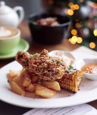 Foto 4 - Makanan di The Fctry Bistro & Bar oleh @Sibungbung