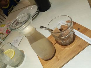 Foto 5 - Makanan(Cubical Creamy Coffee) di Briosse Kitchen & Coffee oleh Eunike Dina