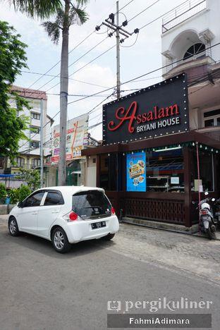 Foto review Assalam Bryani House - Mesir Boutique Hotel oleh Fahmi Adimara 2