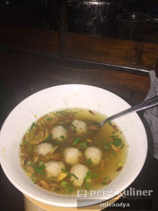 Foto 6 - Makanan di Bakso So'un & Mie Ayam TTD.47 oleh Anisa Adya