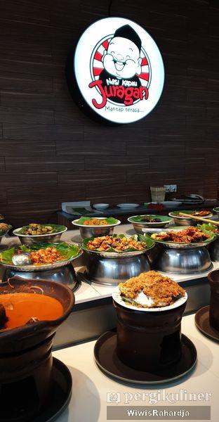 Foto 1 - Makanan di Nasi Kapau Juragan oleh Wiwis Rahardja