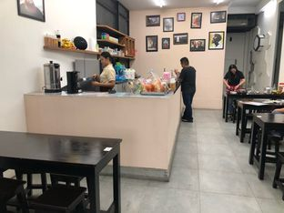 Foto review Bubur Bebek Lo Tiociu oleh Oswin Liandow 3