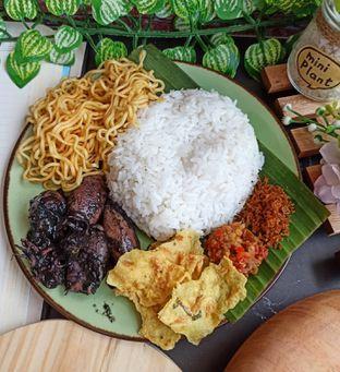 Foto review Nasi Cumi Hitam Madura Pak Kris oleh Junior  1