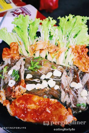 Foto review Barbekuy Korean BBQ oleh Fioo | @eatingforlyfe 2
