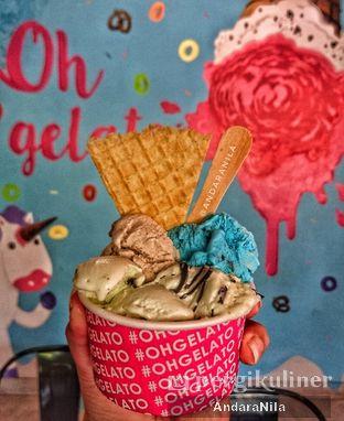 Foto review Oh Gelato & Cafe oleh AndaraNila  1