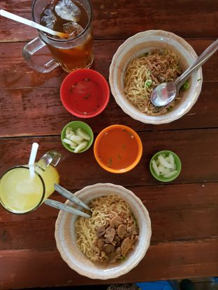 Foto 3 - Makanan di Mie Gajah Mada oleh Amrinayu