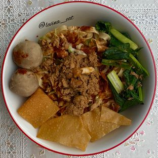 Foto 3 - Makanan di Mie Mantoel oleh Levina JV (IG : levina_eat )