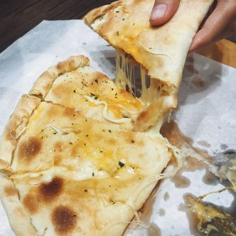 Foto Makanan di Master Cheese Pizza