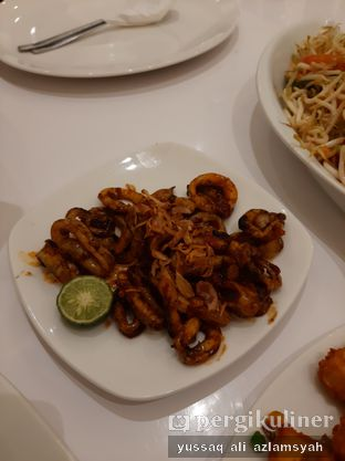 Foto 4 - Makanan di Fusia Rajanya Nasi Timbel oleh Yussaq & Ilatnya