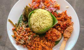 Nasi & Sate Bali 1 Men Sri