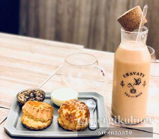Foto 1 - Makanan(scones & tea set) di Chavaty oleh Sienna Paramitha