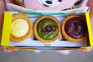 Foto 1 - Makanan di Hokkaido Baked Cheese Tart oleh Nanakoot