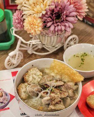 Foto 2 - Makanan di Bakso Nyuk Nyang Aleang Makassar oleh om doyanjajan