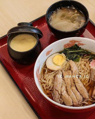 Foto Makanan di Sukiya