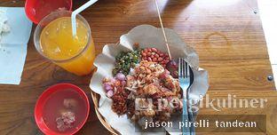 Foto 1 - Makanan(Nasi Campur Spesial + Es Jeruk) di Depot Jepun Bali oleh Jason Pirelli Tandean