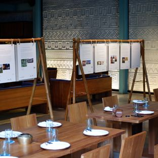 Foto 5 - Interior di Kaum oleh Doctor Foodie