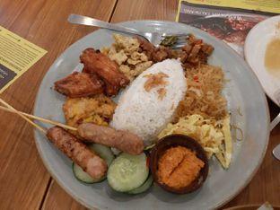 Foto 1 - Makanan(Nasi Uduk) di Sate Khas Senayan oleh Novy Lionardo