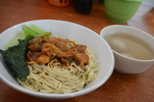 Foto review Bakmi MR oleh Tupai Makan 1