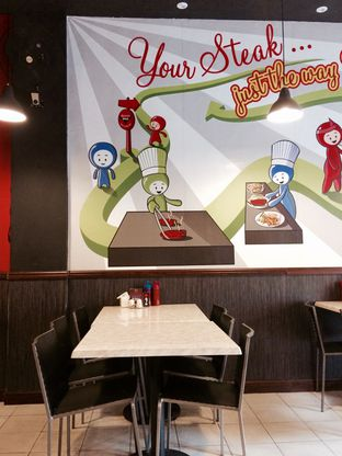 Foto review Djakarta's Steak oleh Devin Jimie 3