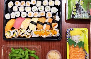 Foto review Sushi Kiosk oleh Lydia Fatmawati 1