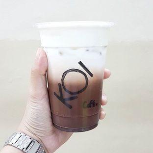 Foto 1 - Makanan(Ovaltine macchiato) di KOI Cafe oleh Audry @thehungrydentist