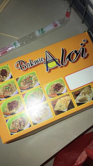 Foto review Bakmie Aloi oleh Jennifer Intan 1