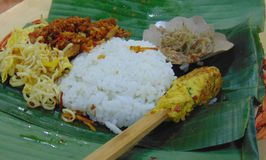 Nasi Jingga Ibu Agung