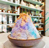 Foto Blue Moon Lychee Mint di Homemate Ice Bar