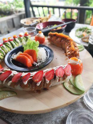 Foto review J Sushi oleh om doyanjajan 5
