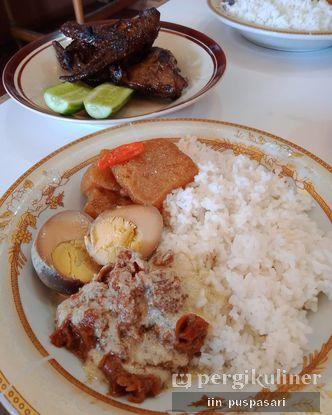 Foto Makanan di Gudeg Bu Tjondro