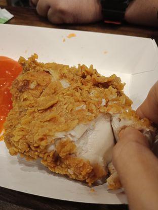 Foto 6 - Makanan di Burger King oleh Fensi Safan