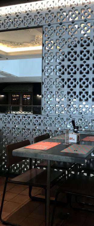 Foto 5 - Interior di Gopek Restaurant oleh FebTasty  (Feb & Mora)