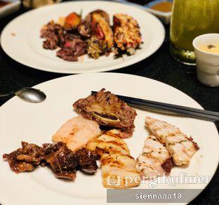 Foto 2 - Makanan(fish and beef) di Edogin - Hotel Mulia oleh Sienna Paramitha
