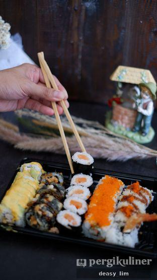 Foto 4 - Makanan di Genki Sushi oleh Deasy Lim