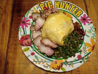 Foto Makanan di Pig Hunter
