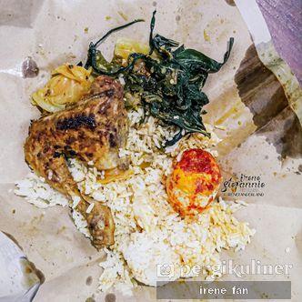 Foto Makanan di RM Restu Minang