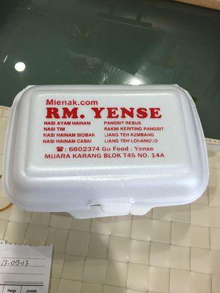 Foto 3 - Makanan di RM Yense oleh Eric22987