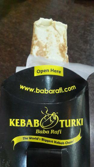 Foto 2 - Makanan di Kebab Turki Baba Rafi oleh Rizky Sugianto