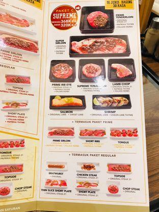Foto 4 - Menu di Steak 21 Buffet oleh Margaretha Helena #Marufnbstory