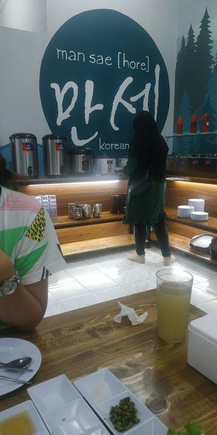 Foto review Manse Korean Grill oleh itsmeu  5