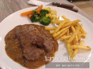 Foto 1 - Makanan(Wagyu Steak) di Dapur Unik oleh Iin Puspasari