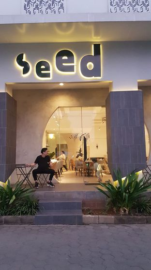 Foto review Seed oleh Lid wen 6