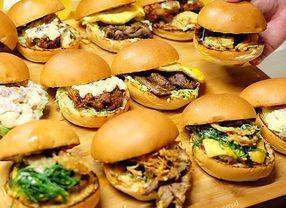 Inilah 5 Burger Unik yang Wajib Kamu Coba Kelezatannya